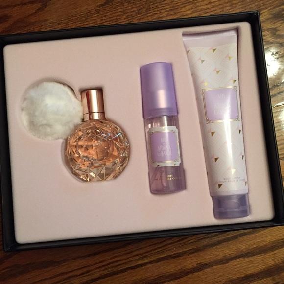 Ariana Grande Other Perfume Gift Set Poshmark