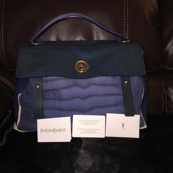 77% off Yves Saint Laurent Handbags - YSL Muse 2 bag ??FLASH ...