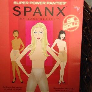 Spans power panties