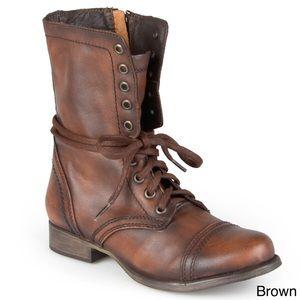 Steve Madden Shoes - Steve Madden Troopa Boot.