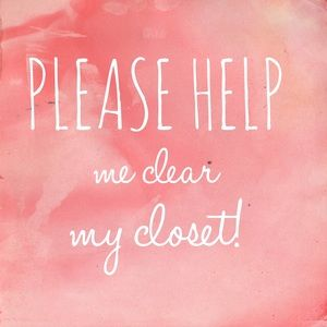 Other - ❤️ Closet CLEAR OUT! ❤️ MAKE AN OFFER!
