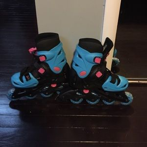 Other - Roller blades size 3-6
