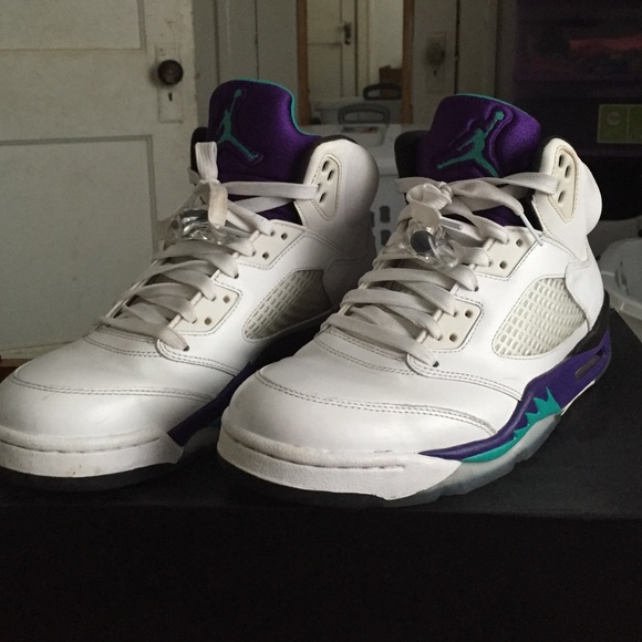 sports shoes a2d5e 9000a grape 5s price
