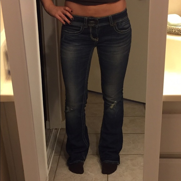 60% off Buckle Denim - ❤️Buckle Black Bootcut Jeans 25 from ...