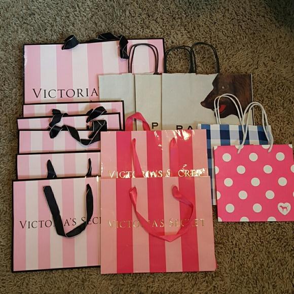 95% off Victoria's Secret Handbags - Bag bundle (get 3 free with ...