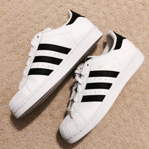 Adidas Superstar Kvinner Størrelse 8 iOA9pQ