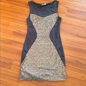 Gianni Bini sequin mini dress Size M