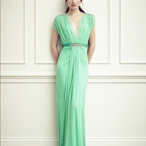 Jenny Packham Dresses & Skirts - Jenny Packham size 8 silk dress