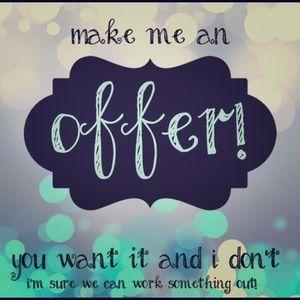 Other - MAKE AN OFFER ⭐️