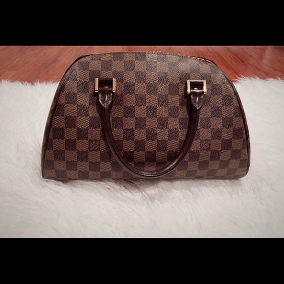 3ed388d73f81 Louis Vuitton Handbags - AUTHENTIC Louis Vuitton Damier Ribera