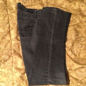 American Eagle Outfitters Denim - American Eagle Skinny Kick Jeans.