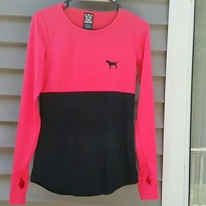 PINK Victoria's Secret Ultimate Pullover Sz Small