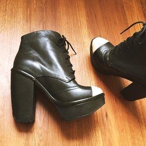Miista Shoes - Miista leather boots