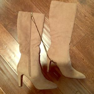Forever 21 Shoes - Brand new with tags Forever 21 suede boots
