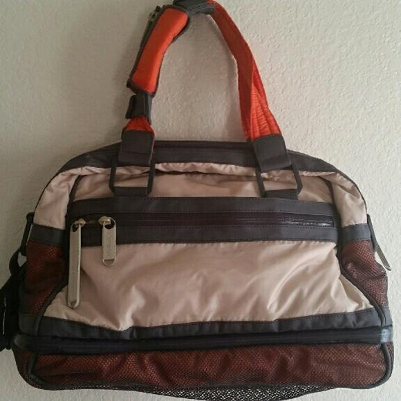 175f437d677 Stella McCartney Lesportsac Bowling Travel Bag. M 568577b2a88e7d538c003dcb