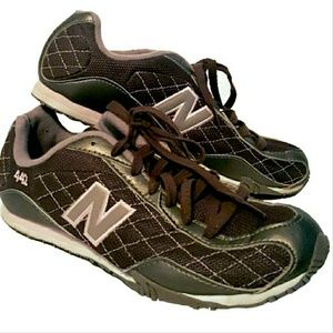 New Balance Shoes - {New Balance, 7.5} Pink and Brown Sneakers/Tennis