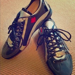 New+ Auth Dsquared2 Sneaks 42.5 (American 9/9.5)