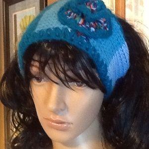Accessories - Soft Warm Crochet Head Warmer #4