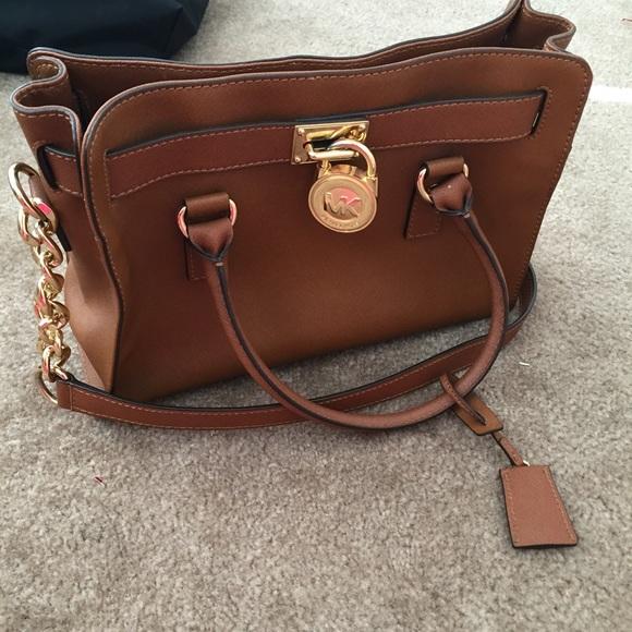 712dfeff6fe5 MICHAEL Michael Kors Bags | Michael Kors Hamilton Saffiano Leather ...