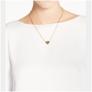 kate spade Jewelry - NWT Kate Spade Heart Necklace