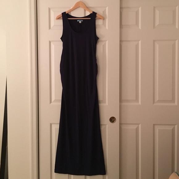 7502bfdf667a4 Old Navy Dresses | Maternity Maxi Tank Dress | Poshmark