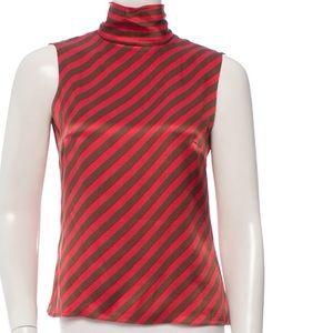 Akris Tops - Stunning Akris silk blouse 💖🎁💕