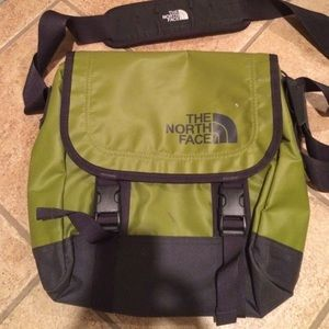 09d8afdc69fc The North Face Bags - North Face messenger bag.