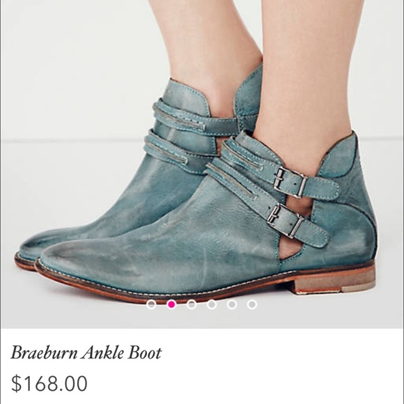 b39a00ac8344 Free People Shoes - Free People Braeburn Ankle Boot