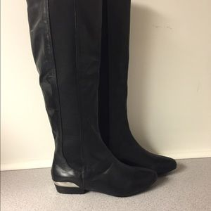New ABC knee boots size 6