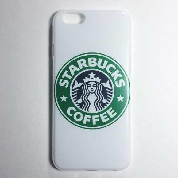 promo code 2eebe f91da Starbucks Coffee logo iPhone 6 phone case NWT