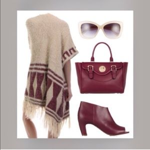 Tea n Cup Sweaters - Boho Festival Style Tribal Print Cardigan