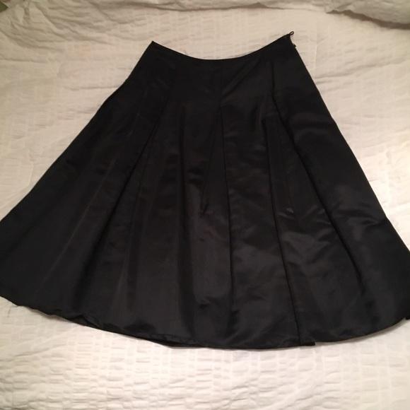 73 dresses skirts blue tree silk pleated skirt