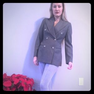 Awesome vintage wool blazer