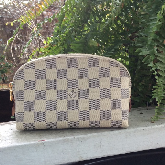 bcbcef417f5c Louis Vuitton Handbags - Louis Vuitton Damier Azur Cosmetic Pouch
