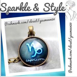 Jewelry - 🌟Capricorn zodiac necklace