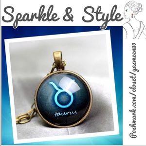 🌟Taurus zodiac necklace