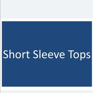 Tops - Short sleeve tops
