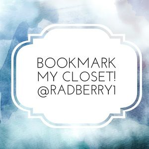 Moving sale! 5⭐️! Like to bookmark my closet!
