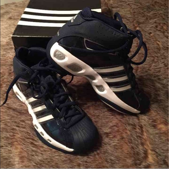 Adidas Shoes - WOMEN S ADIDAS PRO MODEL BASKETBALL SHOES 18d7c28734