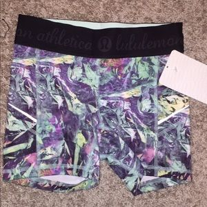 LULULEMON What The Sport Shorts