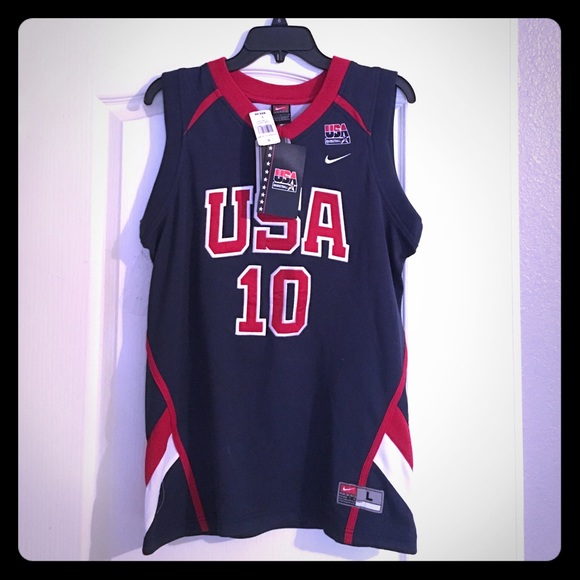 Kobe Bryant Nike women s L usa jersey NWT fe68c61ff
