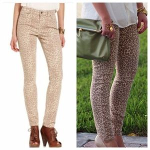 Lucky Brand Denim - FINAL REDUCTION❗️Leopard Skinny Jeans