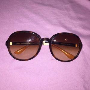 TOMS Tortoise Shell Sunglasses