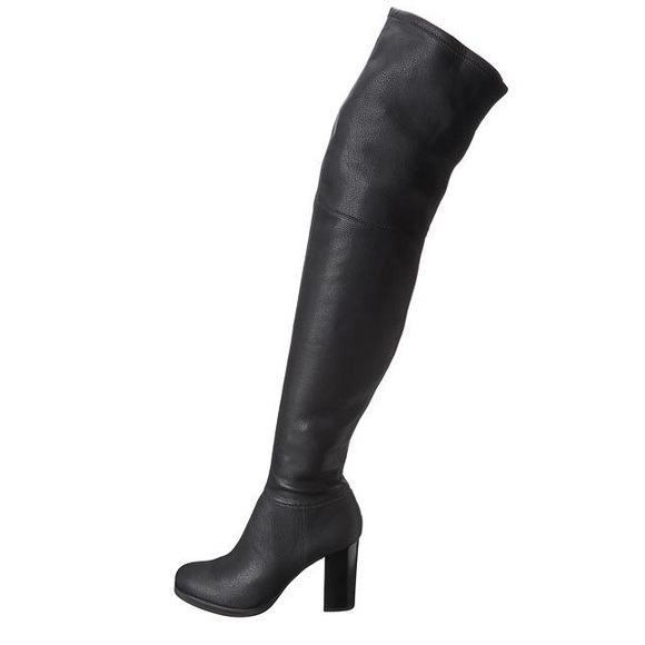 2dab0156db8 Calvin Klein Shoes - ✨price reduced✨ Vegan leather CK thigh high boots