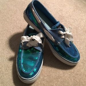 Sperry Top-Sider Shoes - SALE! Aquamarine Sperry Top-Siders