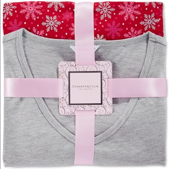 Charter Club Intimates Amp Sleepwear Pajama Set Poshmark