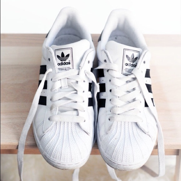ISO adidas superstars for $50 to $60.