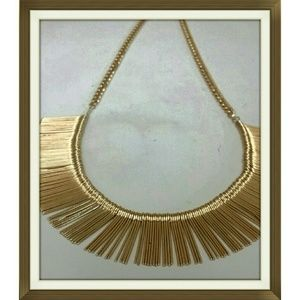 NWT Gold Necklace by Natasha