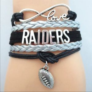 Jewelry - 🦄5 for $35🦄 Oakland Raiders