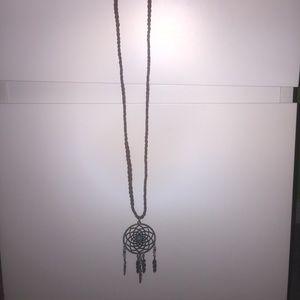 Jewelry - Long Dream Catcher Necklace